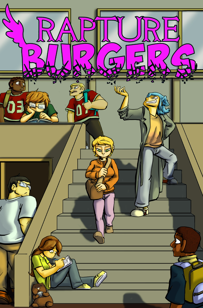 Chapter Four: Stranger (Cover)